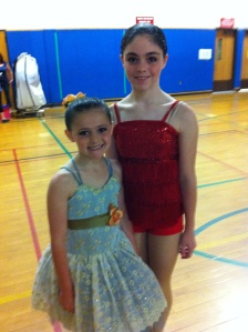 "New Fairfield sisters Mackenzy and Alexys Garden will dance in the Danbury Music Center's ""The Nutcracker."" Photo credit: Lisa Garden"
